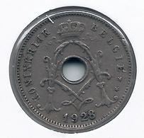 ALBERT I * 5 Cent 1928 Vlaams * Nr 5147 - 03. 5 Céntimos