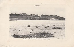 ANTIBES Le Cap-Batterie De Graillon-Grand Hotel 353K - Antibes