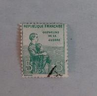 ORPHELINS N°149 OBLITÉRÉ - Used Stamps