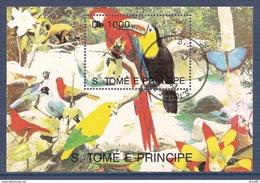 Sao Tome Et Principe - Bloc Oblitéré - 1993 - Sao Tome Et Principe