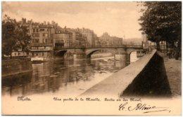 57 METZ - Une Partie De La Moselle. - Metz