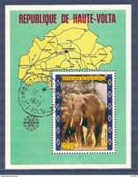 Haute Volta - Bloc Oblitéré - 1973 - Alto Volta (1958-1984)