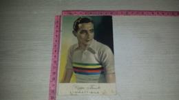 C-69002 FAUSTO COPPI CAMPIONE DEL MONDO INSEGUIMENTO 1947 - Cyclisme