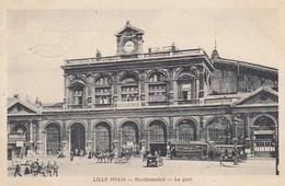 LILLE - Nordbahnhof - La Gare - Lille