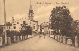 141/FP/19 - EXTRA - MOTTA DI LIVENZA (TREVISO) : Ex Ponte Monticano - Treviso