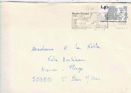 TP  N° 2100  Seul Sur Enveloppe De Montargis - Marcophilie (Lettres)