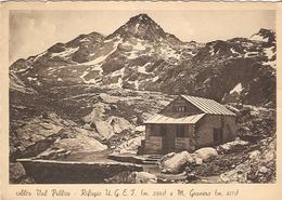 395/FG/19 - ALPINISMO - ALTA VAL PELLICE (TORINO) - Rifugio U.G.E.T. E Monte Granero - Italy