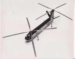 BRISTOL  TYPE 191 HELICOPTER  24 * 17  CM Aviation, AIRPLAIN, AVION AIRCRAFT - Aviation