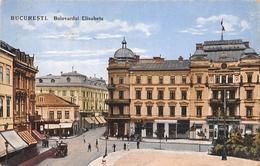 ¤¤  -  ROUMANIE   -  BUCURESTI  -  Bulevardul Elisabeta  -  ¤¤ - Roumanie