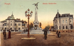 ¤¤  -  ROUMANIE   -   PLOESTI   -  Statuia Venatorilor  -  ¤¤ - Roumanie