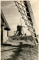 Streefkerk, Wipmolen, Windmill, Real Photo - Watermolens