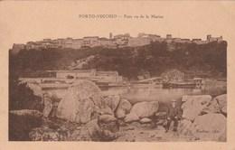 PORTO-VECCHIO Pays Vu De La Marine 365K - Autres Communes