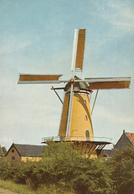 Ouddorp, Korenmolen, Windmill, De Zwaan - Watermolens
