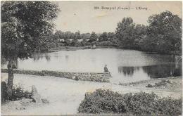 CPA - DOMEYROT - L'ETANG - 1928 - France