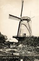Ouddorp, Korenmolen, Windmill, De Hoop, Real Photo - Watermolens