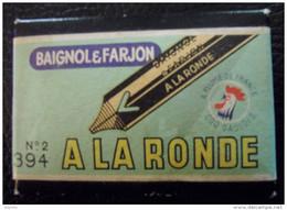 Boite De Plumes Baignol Et Farjon N°2 - 394 - Plumes