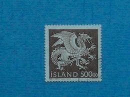 ISLANDE - Timbre Oblitéré N° 656 - 1944-... Republik