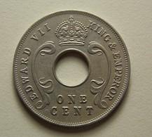 East Africa 1 Cent 1909 - Afrique Orientale & Protectorat D'Ouganda