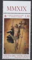 Vaticano, 2019, Pasqua, Resurrezione Di Cristo, 1,10 Euro, Nuovo - Vatikan
