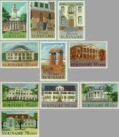 Suriname 1961 Historische Gebouwen - NVPH 361 Postfris/MNH/** - Suriname ... - 1975