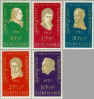 Suriname 1970 Kind -  Composers - NVPH 547 MNH** Postfris - Suriname ... - 1975