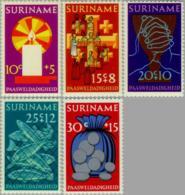 Suriname 1972 Pasen, Easter- NVPH 579 MNH** Postfris - Suriname ... - 1975