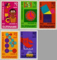 Suriname 1972 Education - NVPH 586 MNH** Postfris - Suriname ... - 1975