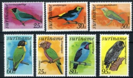 Suriname 1977 Vogels, Oiseaux, Birds MNH/**/postfris - Suriname