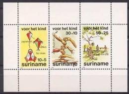 Suriname 1984 Voor Het Kind - Block - MNH/**/Postfris - Suriname