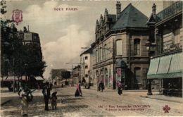 CPA TOUT PARIS 15e 180 Rue Lecourbe. Salle Des Fetes F. Fleury (574625) - Arrondissement: 15
