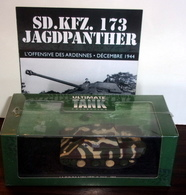 Ultimate Tank Collection : Char Sd.Kfz.173 Jagdpanther - Atlas - Tanks