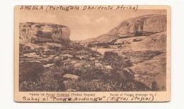 ANGOLA PEDRAS DE PUNGO ANDONGO - Angola