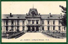 NANCY - Hôpital Militaire - Nancy
