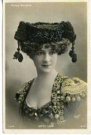 745. CPA PHOTO FOLIES BERGERES. LETTY LINN VETUE EN TOREADOR 1909 - Artiesten