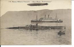"Sous-marin-""ANDROMAQUE"" - Sous-marins"