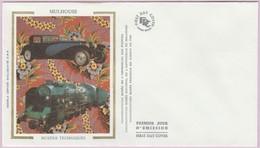 Enveloppe FDC (Non Timbrée) - Mulhouse (68) - Musées Techniques - Andere