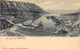 MONTENEGRO - Kotor (Cattaro) - Bird's Eye View 2. - Montenegro