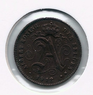 1 Cent 1912 Vlaams * Z.Fraai / Prachtig * Nr 5149 - 1909-1934: Albert I