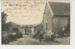 SAUCOURT - Rue Haute - Sonstige Gemeinden