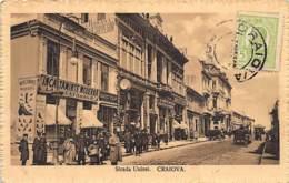 Romania - CRAIOVA - Strada Unirei. - Roemenië