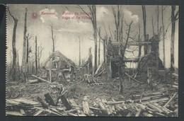 +++ CPA - KEMMEL - Guerre - Ruines Du Village  // - Heuvelland