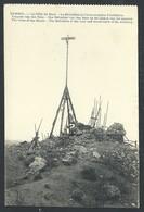 +++ CPA - KEMMEL - Guerre - Crête Du Mont - Le Belvédère De L'Ours Et Repère D'artillerie   // - Heuvelland