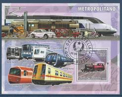 Guinée - Bloc Oblitéré - 2006 - Guinea (1958-...)