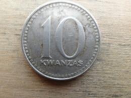 Angola  10  Kwanzas  1977  Km 86.1 - Angola