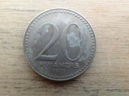 Angola  20  Kwanzas  1978  Km 87 - Angola