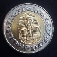 EGYPT - 1 Pound (King TUT) - 2018 - UNC - Agouz - Egipto