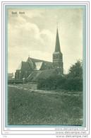 """Exel / Eksel """" Kerk """" Reisde In 1913 Exel > Nivelles/ Nijvel - Hechtel-Eksel"""