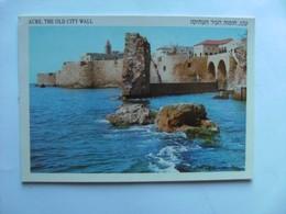 Israël Acre Akko Old City Wall - Israël
