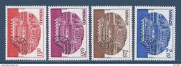 Monaco Préoblitéré - YT N° 54 à 57 - Neuf Sans Charnière - 1978 - Préoblitérés