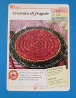 CROSTATA DI FRAGOLE - Ricette Culinarie